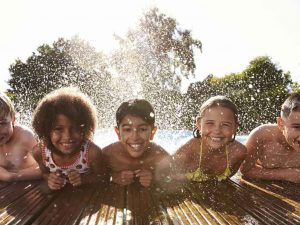 4 Great Summer Children's Games