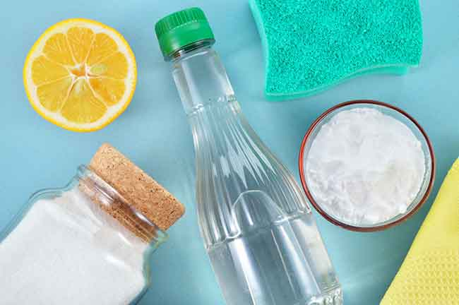 How To Make Homemade Non-Toxic Cleaning Supplies