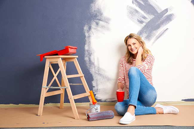 6 Top Tips For Painting Your Home