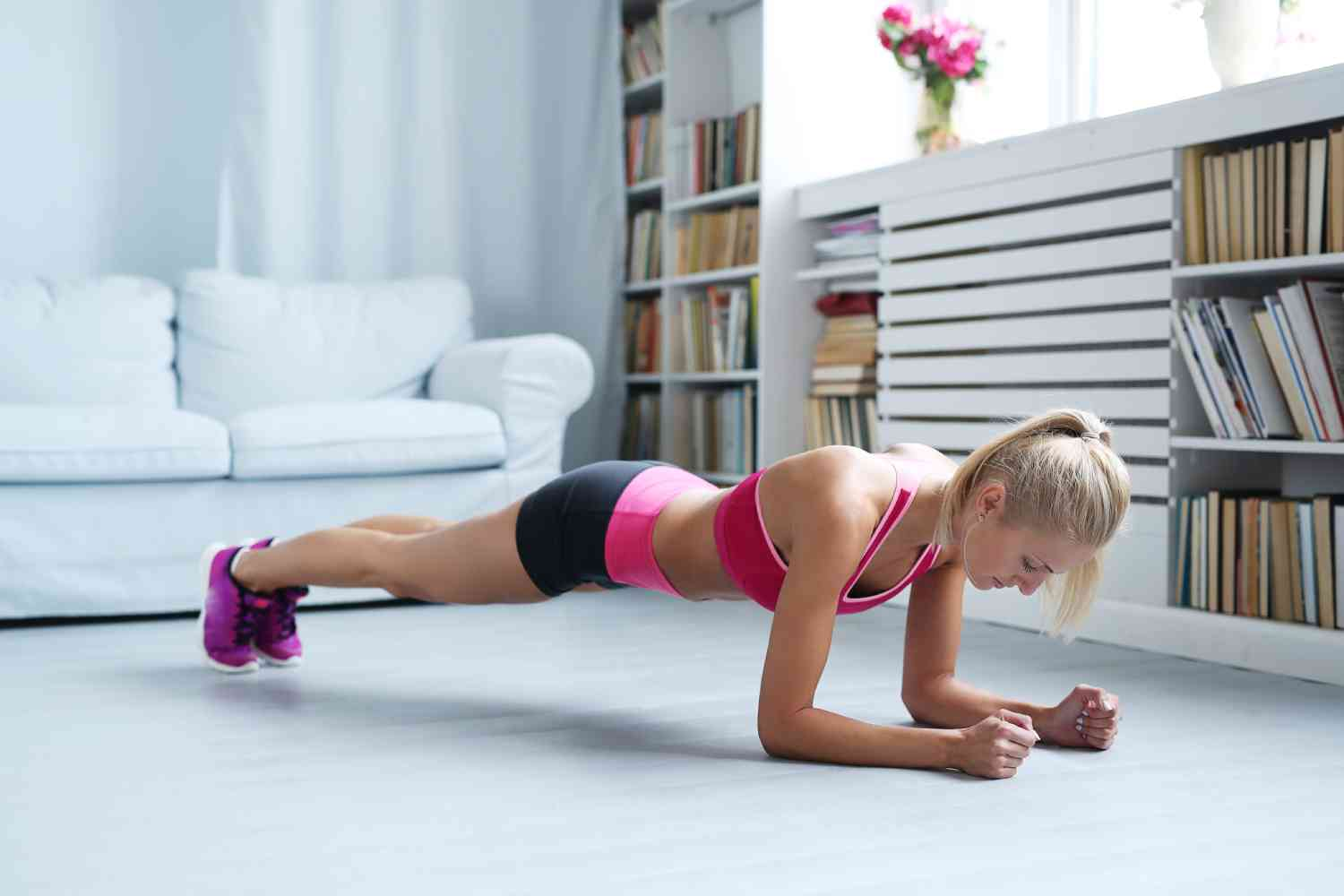 Why Working Out At Home Is Better